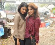 Aliya Khan and Riddhi Tolia