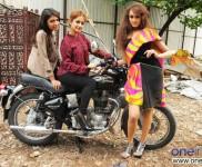 Aliya Khan, Riddhi Tolia and Arshina Trivedi