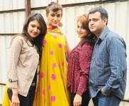 Aliya Khan, Arshina Trivedi, Riddhi Tolia and Gauram Sharma