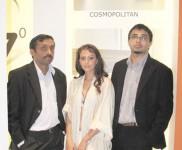 Mr. Mathew Job, Model and Mr. Bijoy Mohan