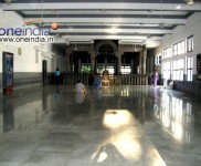 Ramanashram Samadhi Hall