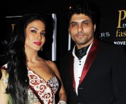 Veena Malik, Riyaz Gangji