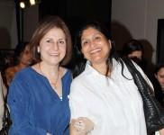 Rashana Talati and Varsha Patel
