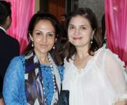 Sangeeta Assomul and Rita Mehta
