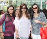 Shaan, Sharmilla Khanna and Mana Shetty