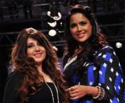 Sameera Reddy With Designer Archana Kochhar