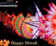 Decoration On Diwali - Outdoor Decoration