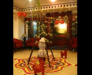 Kitchen Decoration Ideas For Pongal