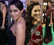 Best Dressed Celebrities At IIFA 2012