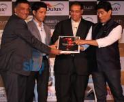 Farhan Akthar, Manish Malhotra at Dulux Velvet Touch  New Brand Campaing