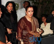 Sonakshi Sinha Snapped At Olive Bandra With Mom And Sister In Law For Dinner