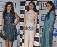 Celebrities At LFW 2015 Day 3
