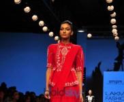 LFW Day 3 - Ankur, Priyanka Modi Show