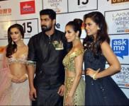 LFW Day 5 - Anushree Reddy, Arpita Mehta, Ridhi Mehra Show