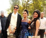 Sonam Kapoor Unveils Designer Parul J Maurya's Collection