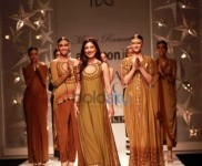 Designer Malini Ramani Collection At AIFW 2016