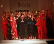 Designer Nikasha Collection At AIFW 2016