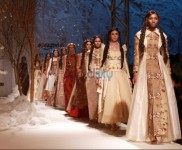 Designer Samant Chauhan Collection At AIFW 2016