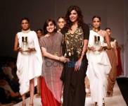 Designer Vasundhara Collection At AIFW 2016