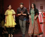 Virtues By Designer Ashish, Viral And Vikrant At AIFW 2016