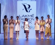 Designer Archana Rao Show At LFW Day 1
