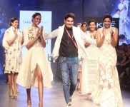 Show Design By Sahil Kochaar At LFW Day 1