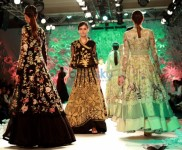 Designer Rahul Mishra Collection At ICW 2016