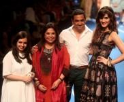 Ritu Kumar Show At Lakme Fashion Week Winter Festive 2016
