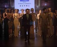 Shivan And Naresh Show At Lakme Fashion Week Winter Festive 2016
