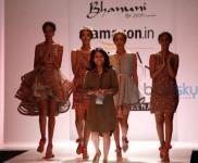 Designer Jyoti Presented Bhanuni At AIFW Spring Summer 2017