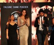 Bipasha Basu Walking The Ramp For Designer Falguni And Shane Peacock At Blender's Pride Fashion Tour