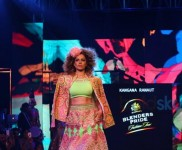 Showstopper Kangana Ranaut At The Blenders Pride Fashion Tour 2016