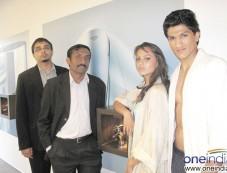 Mr. Bijoy Mohan, Mr. Mathew Job and Models Photos