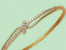 Diamond Bangle Photos