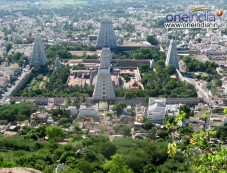 Full view of  Thiruvannamalai Photos