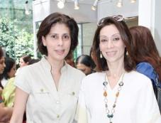 Tulsi Chelaram and Sunaina Wahi Photos