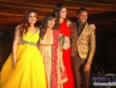 Sonia Agarwal, Anusha Dhayanidi, Nargis Fakhri, Sidney Sladen Photos