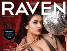 Celebrities on Magazine Covers,Sara Jane Dias - Maxim Dec 2012 Photos