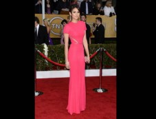 Nina Dobrev  at SAG Awards 2013 Photos