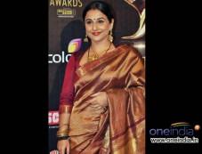 Vidya Balan at BLR Annual Screen Awards Photos