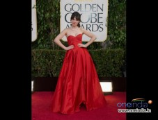 Celebs Sizzle At Golden Globe Awards 2013 Photos