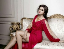 Deepika Padukone's Red Hot Photoshoot Photos