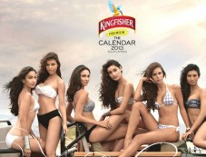 Kingfisher Calendar Girls 2013 Photos