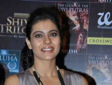 Kajol at Book Launch of The Oath of the Vayuputras Photos