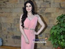 Zarine Khan in Preview Photos