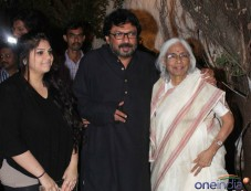 Sanjay Leela Bhansali's 50th Birthday Celebration Photos