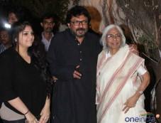 Sanjay Leela Bhansali's 50th Birthday Celebration Photos
