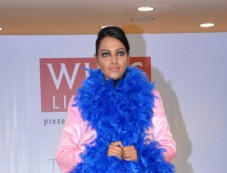 Neha Dhupia at the 7th Edition of Wills Lifestyle Photos