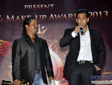 Bharat N Dorris Hair Styling and Make Up Awards 2013 Photos