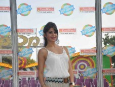 Jacqueline Fernandez Launches New Ride at Essel World Photos